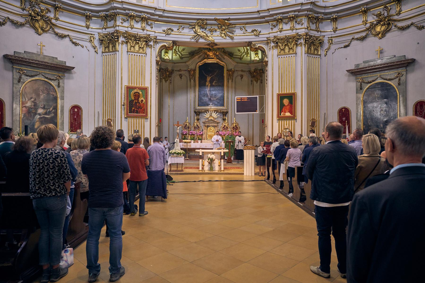 XVII Dni Papieskie, Promieniowanie Ojcostwa